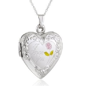 Heart Shaped Lockets