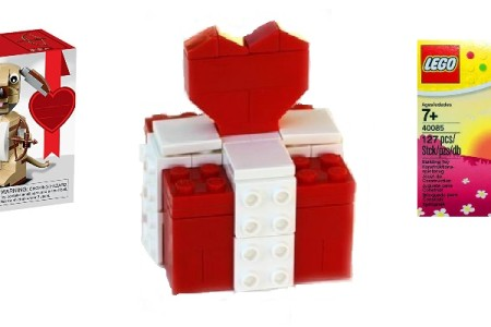 Valentine's Day Lego Sets