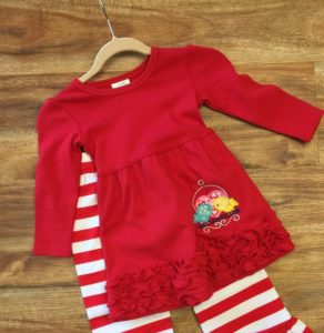 Valentine's Day Dress & Outfits for Toddlers (Girls)
