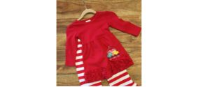 Valentine's Day Dresses and Outfits for Toddlers (Girls)