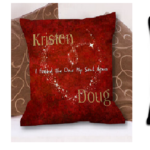 Romantic Throw Pillows that Speak of Love